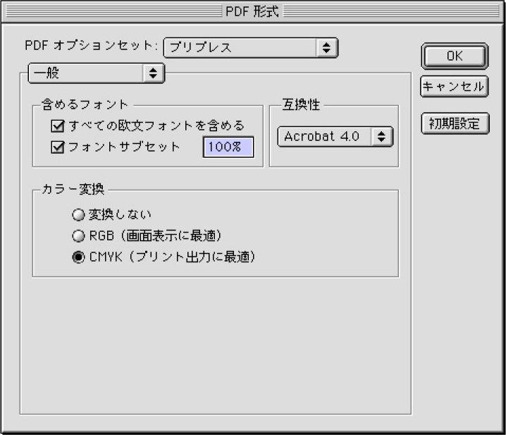 印刷データ pdf indesign 文字 埋め込み
